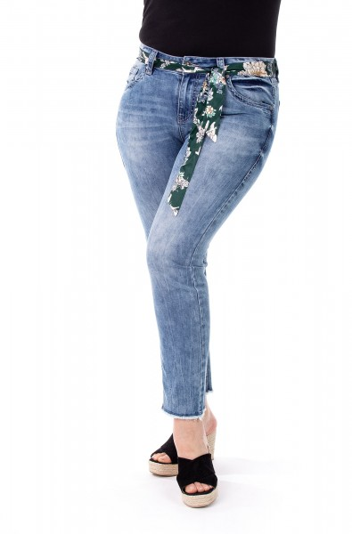 Daisy A082 - Cropped - Skinny Fit