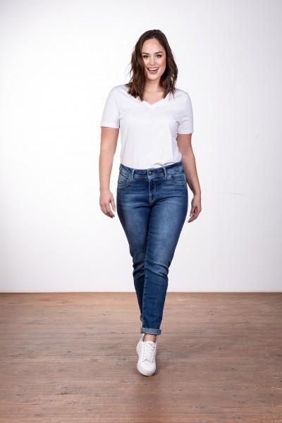 Lily R002 - Skinny Fit - Blue