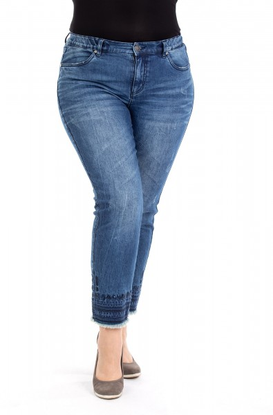 Bluebell T126 - Cropped - Skinny Fit