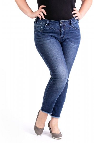 Iris A044 - Cropped - Skinny Fit